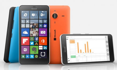 Ecoutes de la section audio du smartphone Nokia Lumia 640 XL:  tatoué Windows !