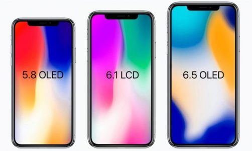 IPhone 2018 OLED:  support de l'Apple Pencil et 512 Go de stockage