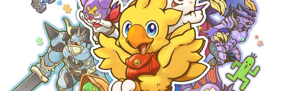 Tokyo game show 2018 - Chocobo's Mystery Dungeon Every Buddy se déplume sur PS4 et Switch