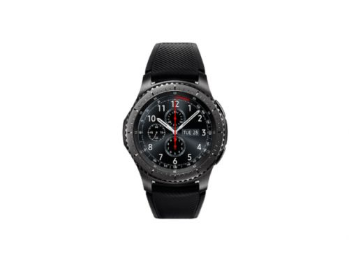 🔥 Black Friday:  la montre connectée Samsung Gear S3 Frontier à 199 euros chez Amazon