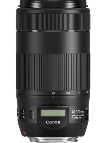 Black Friday- Canon EF 70-300 mm f/4-5,6 IS II à 379€