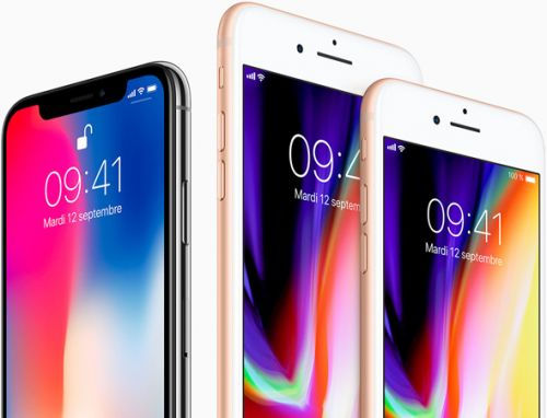 Apple:  La production de l'iPhone X sera limitée !