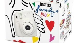 Black Friday - L'Instax Mini 8 en pack Family à 69,99 €