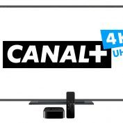 Apple TV 4K:  myCanal propose maintenant de la 4K à 50 images par seconde