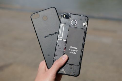 Test du Fairphone 3+:  le Fairphone 3.1