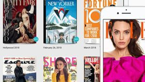 "Apple croque Texture, le ""Netflix des magazines"""
