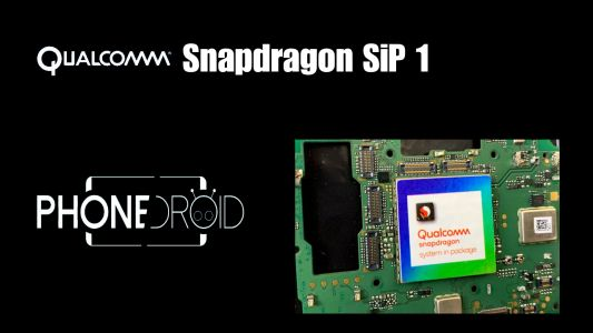 Nouveau Qualcomm Snapdragon SiP 1:  le all in one!