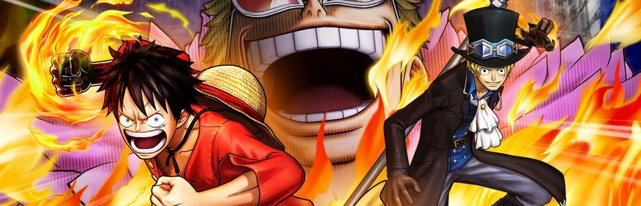 Un portage Switch pour One Piece:  Pirate Warriors 3