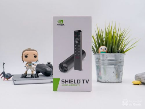 Nvidia Shield TV (2019), toujours au Top