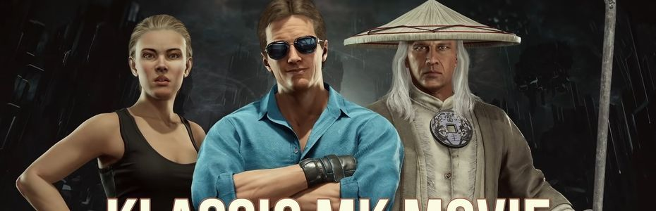 "Un lot de costumes ""MK, le film Klassique"" est disponible pour Mortal Kombat 11 Ultimate"