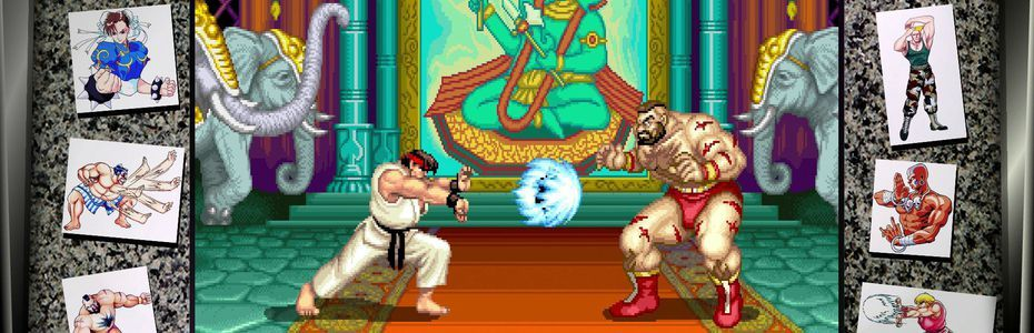 Best-of de nos émissions - Puyo a pu essayer Street Fighter 30th Anniversary Collection