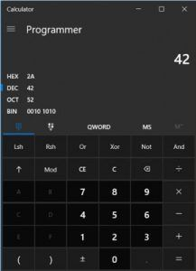 La calculatrice de Windows 10 et l'Open Source, Microsoft publie son code source sur GitHub