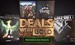 SOLDES - Xbox Live Deals with Gold et promo du printemps:  Titanfall 2, Fallout 4, The Witcher 3