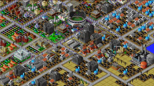 OpenSC2K - Le remake open source de Sim City 2000
