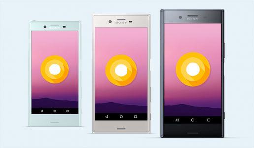 Sony intègre Android 8.0 Oreo à son programme Open Devices