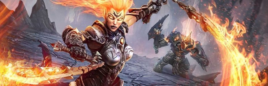 "Darksiders III:  Fury profite à son tour de l'Armure Abyssale dans le DLC ""Keepers of the Void"""
