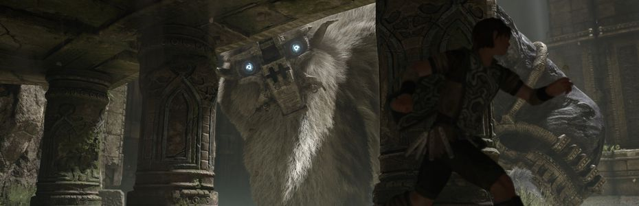Tokyo game show 2017 - Shadow of the Colossus se remontre sur PS4