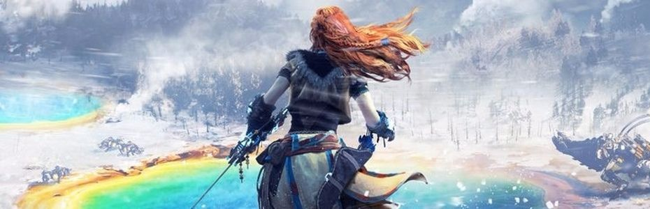 Gamescom 2019 | gc2019 - Aloy reviendra en tenue hivernale dans Monster Hunter World:  Iceborne