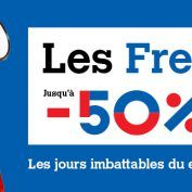 FrenchDays:  la France lance un nouvelle session de son Black Friday avec de nombreuses promos