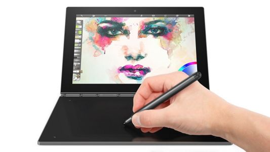 🔥 Black Friday:  la tablette Lenovo Yoga Book à 349 euros au lieu de 499 euros