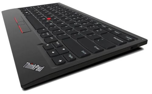 Lenovo annonce le ThinkPad TrackPoint Keyboard II