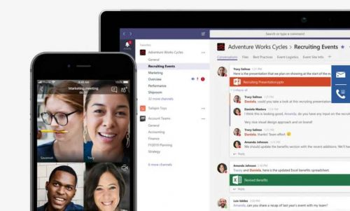 Microsoft Teams, Microsoft confirme une version Linux