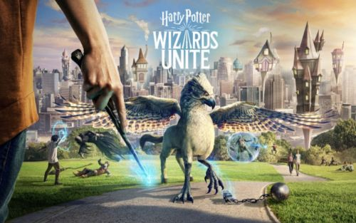 Le jeu Harry Potter:  Wizards Unite est disponible en France sur iOS et Android