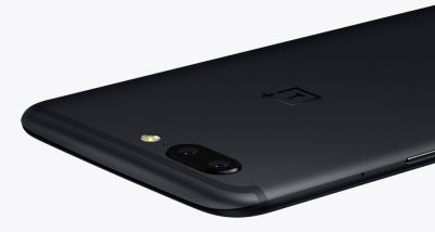 OnePlus 5:  son fabricant vante sa qualité d'enregistrement audio