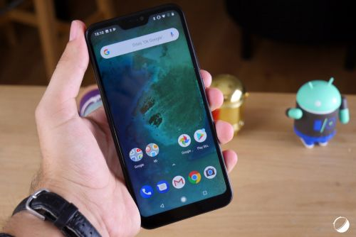 Test du Xiaomi Mi A2 Lite:  l'increvable Android One