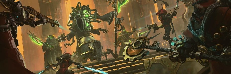 Gamescom 2019 | gc2019 - Warhammer 40,000:  Mechanicus sortira sur PS4, Xbox One et Switch