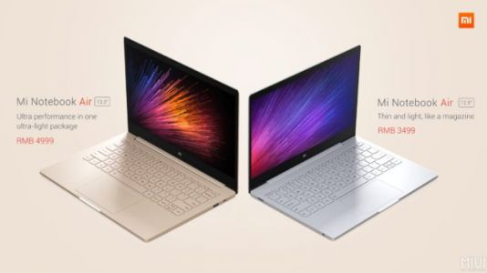 Notre unboxing du Xiaomi Mi Notebook Air 13 en replay !