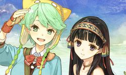 Atelier Shallie Plus: Alchemists of the Dusk Sea - Le portage PSVita aussi en Occident avec une édition collector