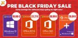 Préventes Black Friday 2018:  Windows 10 à 10,06 €, Office 2016 à 22,77 € et Office 2019 à 43,99 €