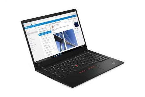 CES 2019:  Le Lenovo Thinkpad X1 Carbon évolue en douceur