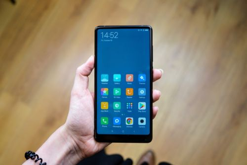 Test du Xiaomi Mi Mix 2:  Xiaomi remixe son smartphone borderless