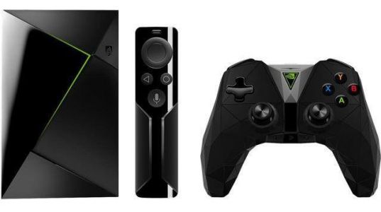 Nvidia Shield TV:  Android 8.0, Google Assistant et GeForce Now !