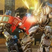 Transformers: Forged to Fight:  les robots transformables reviennent dans un jeu de baston spectaculaire