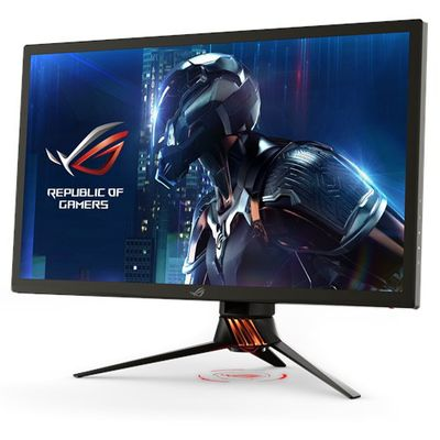Test:  Asus ROG Shift PG27UQ : le premier moniteur Ultra HD HDR 144 Hz G-Sync