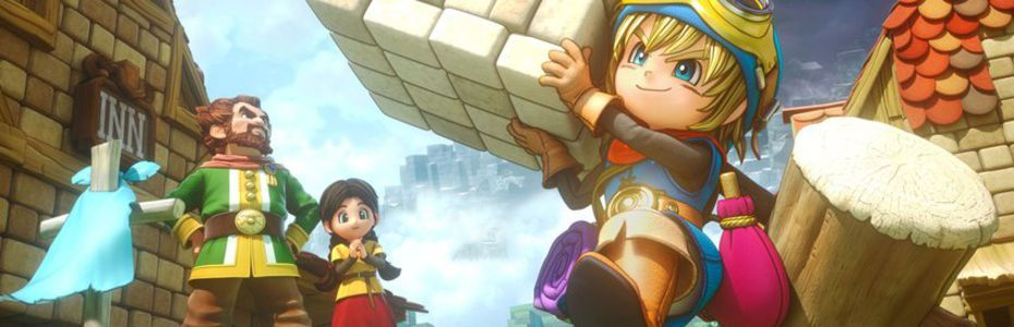 Nintendo direct du 11/01/2018 - Une démo de Dragon Quest Builders à télécharger sur Switch