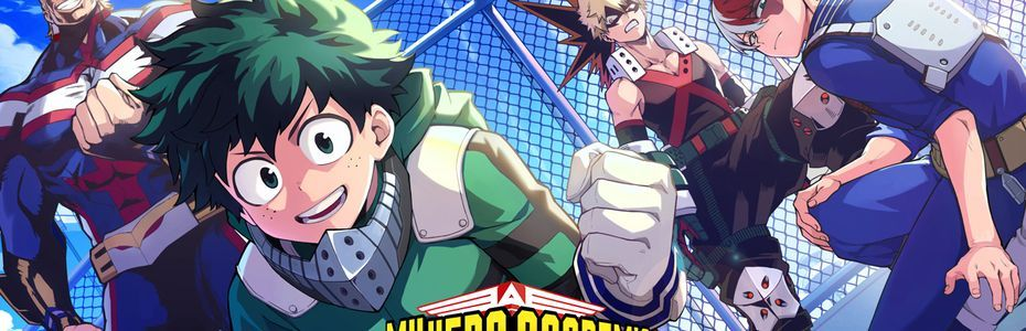 Le jeu mobile My Hero Academia:  The Strongest Hero se profile pour le 19 mai