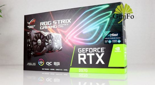 ROG Strix GeForce RTX 2070 OC Edition, le test complet