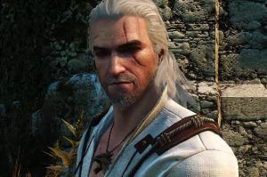 The Witcher:  l'intro du premier opus a été refaite dans The Witcher 3