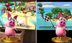 Donkey Kong Country: Tropical Freeze - Comparaison des temps de chargement entre les éditions Wii U et Switch