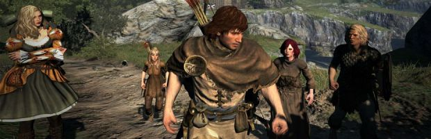 Dragon's Dogma:  Dark Arisen se montre sur PS4 et Xbox One