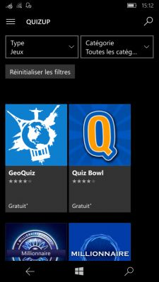 Le Windows Store pénalise t-il Windows et Windows Mobile ?