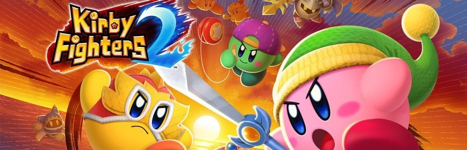 Nintendo vient de sortir Kirby Fighters 2 sur Switch