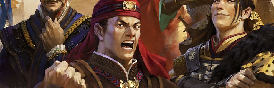 La campagne Eight Princes de Total War:  Three Kingdoms sera disponible le 8 août