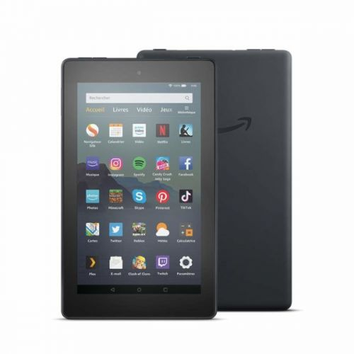 Fire 7 (2019):  Amazon renouvelle sa tablette à 69,99€