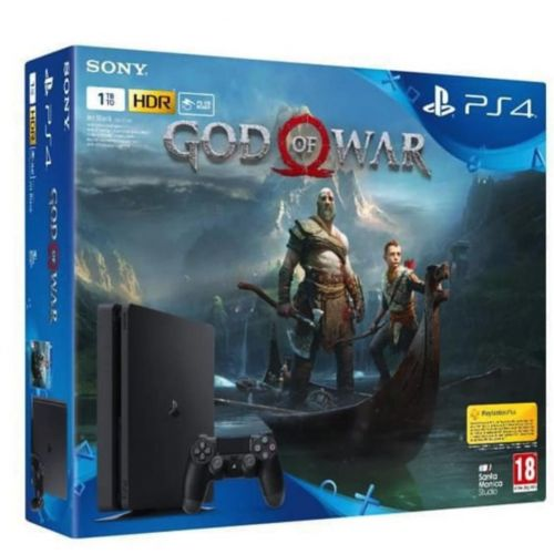 "Bon plan - PS4 1 To ""God of War"" + 6 jeux à 385 €"