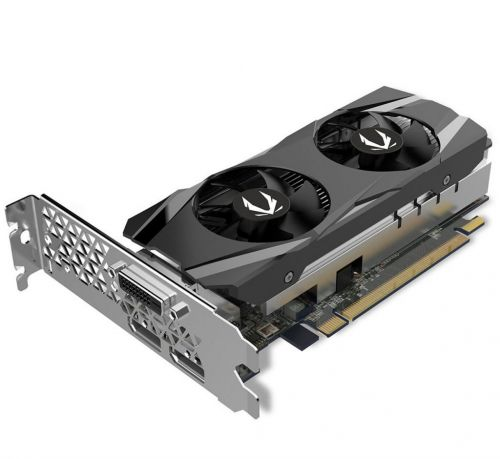 GeForce GTX 1650, Zotac propose du Low Profile